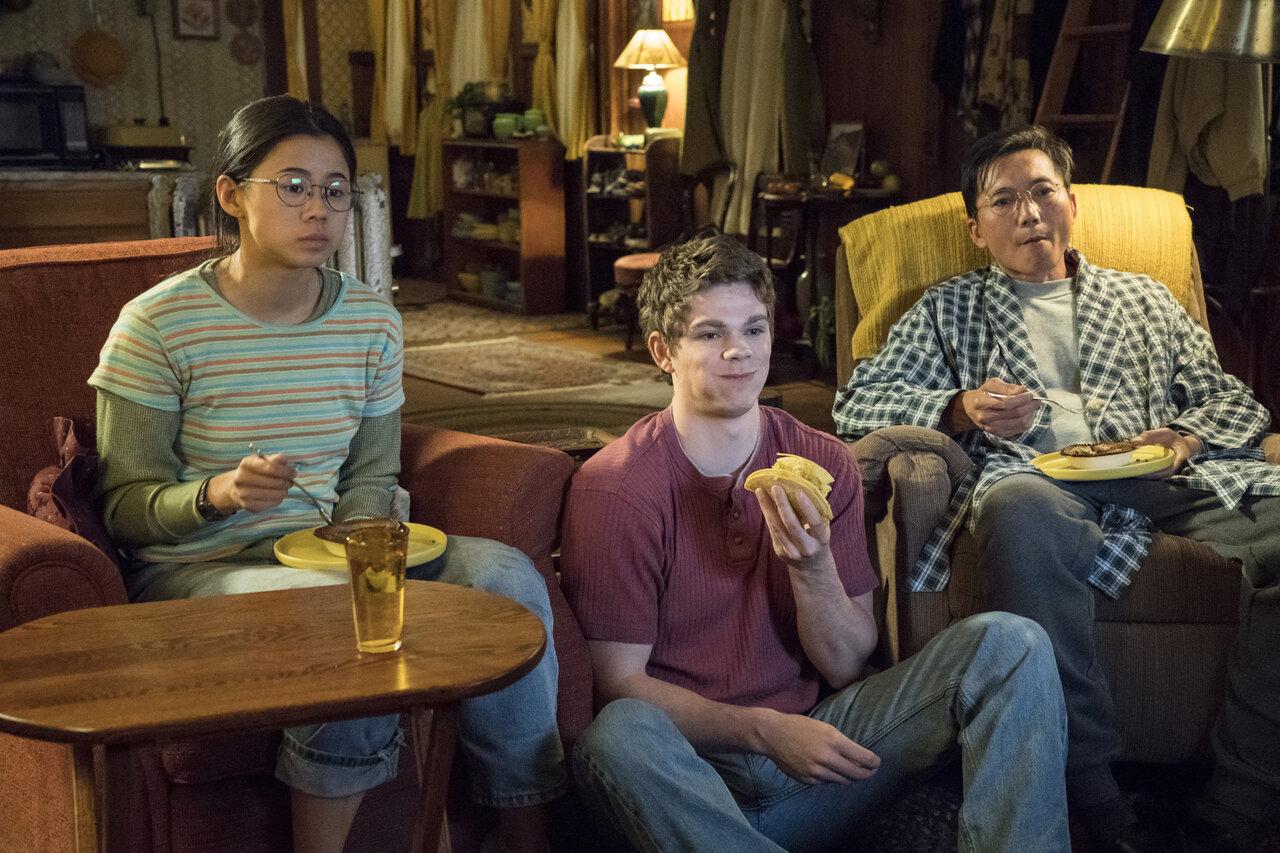 Netflix映画『ハーフ・オブ・イット: 面白いのはこれから』独占配信中