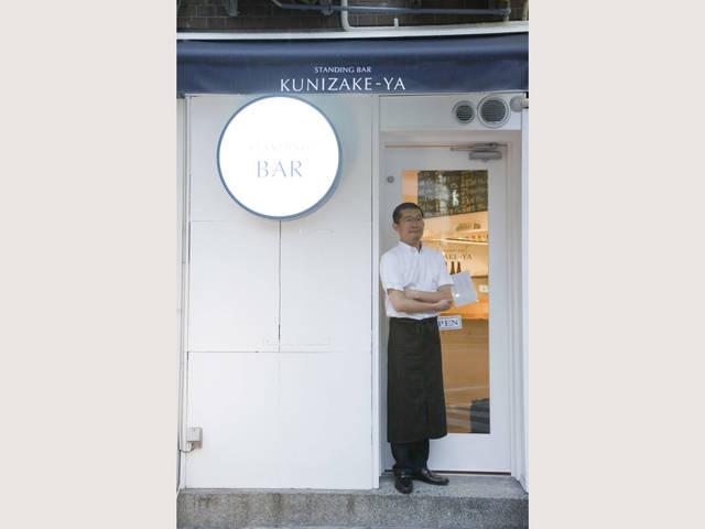 白を基調とした店舗デザインも個性的で魅力のひとつ