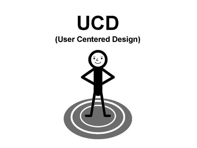 UCDとはユーザ中心設計のこと