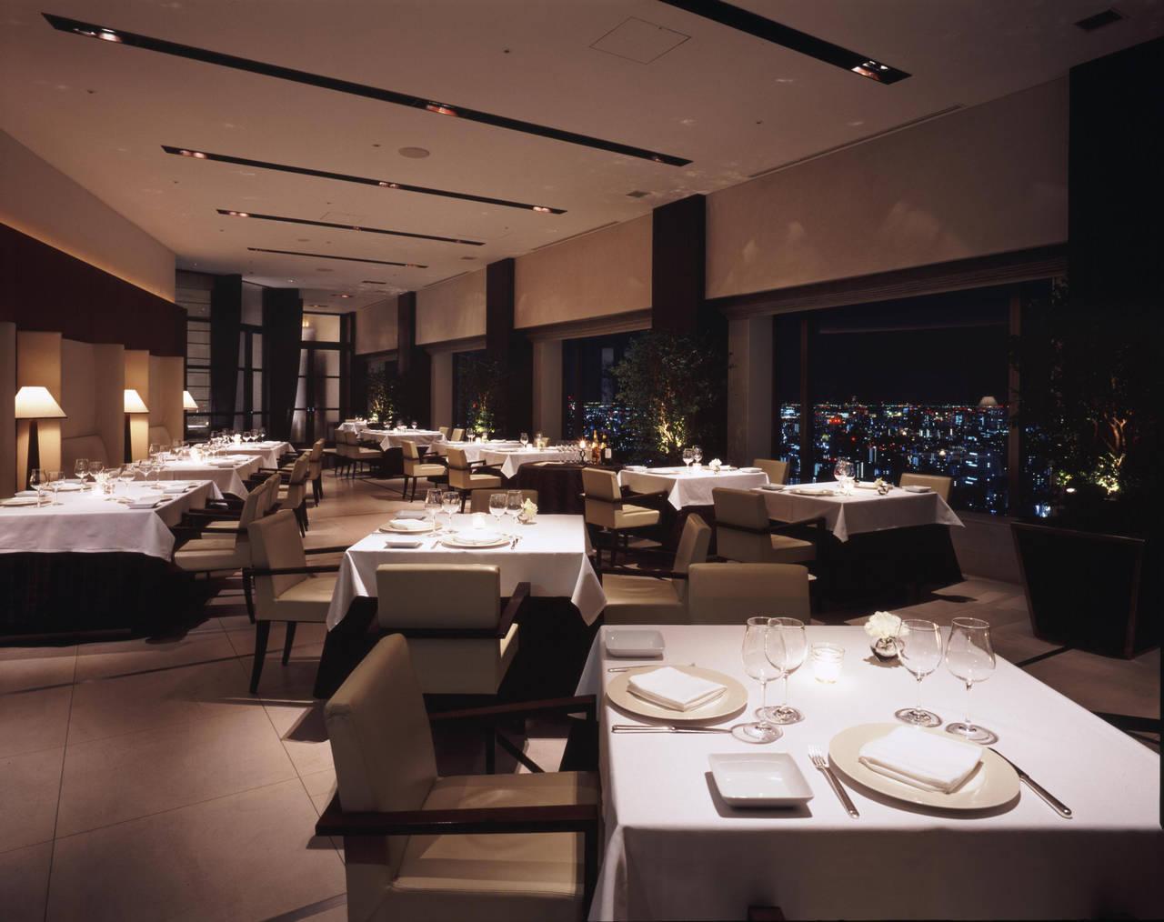 COUCAGNO藍塔餐廳