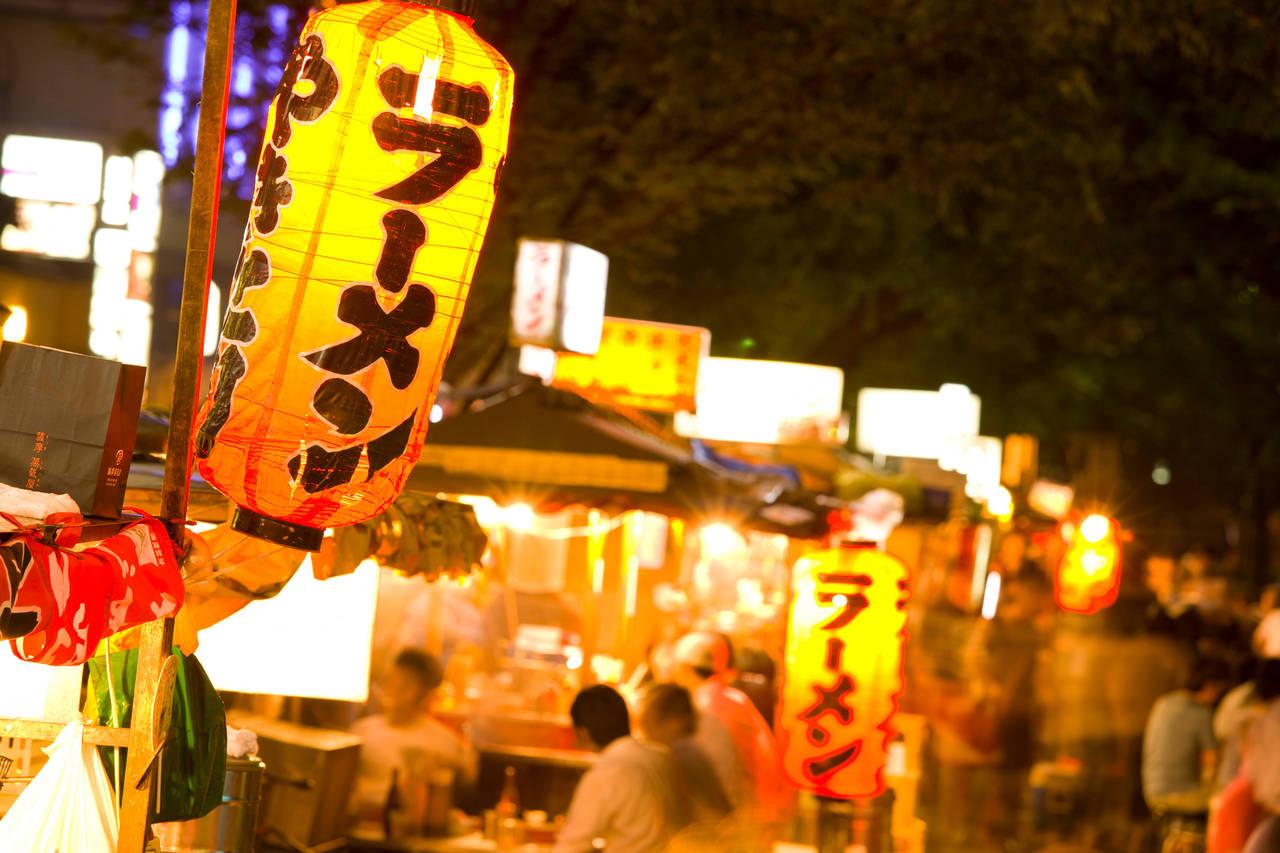 福岡小吃攤(屋台)