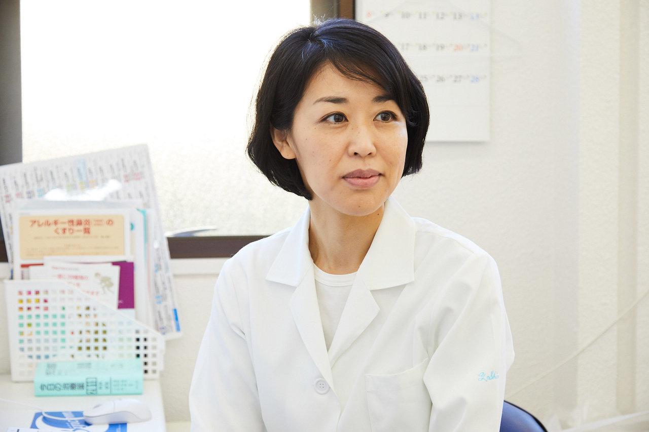 高水医院の篠田先生