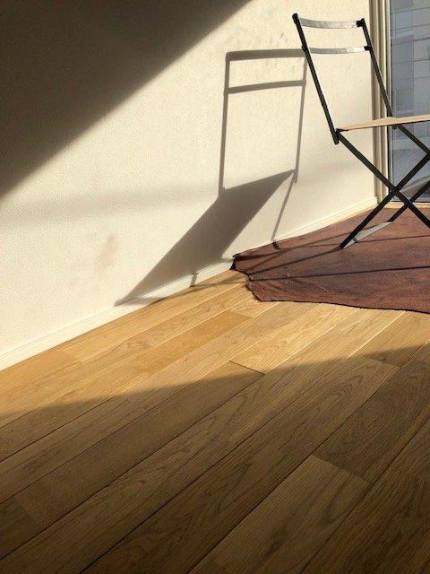 家のインテリアの話 vol2 無垢の床って結局、どう?