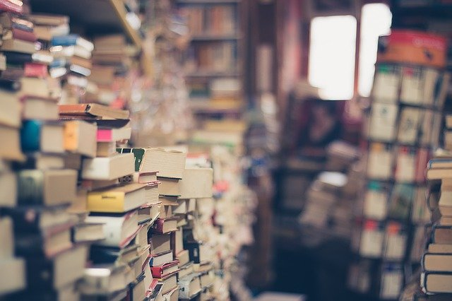 Books Stack Book Store Of - Free photo on Pixabay (266)