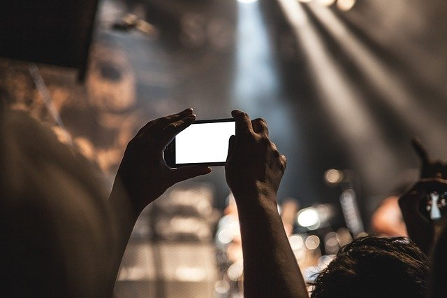 Smartphone Movie Taking Pictures - Free photo on Pixabay (323)