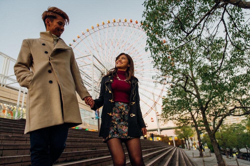大阪でお散歩デート!のんびりできるおすすめスポット12選