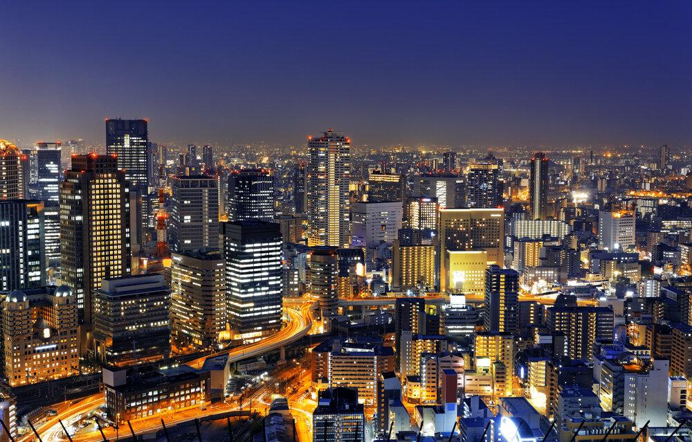 大阪で夜景デートをするならここ!定番から穴場まで13選