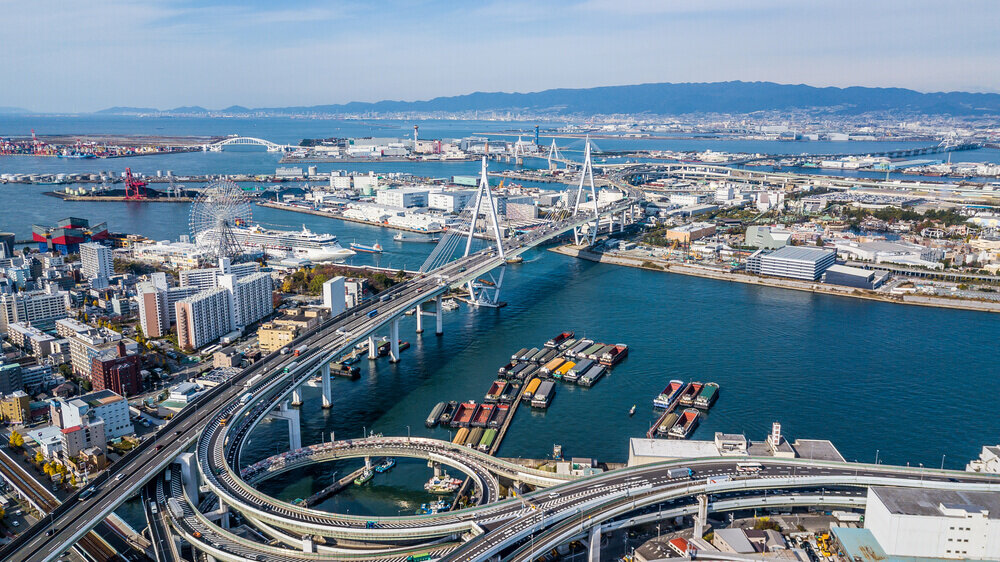 大阪のドライブスポット13選!人気のりんくうタウンもチェック
