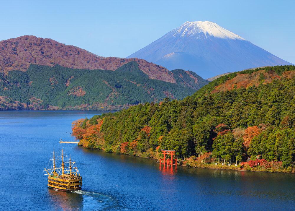 富士山が見える絶景温泉9選!日帰り、穴場温泉も