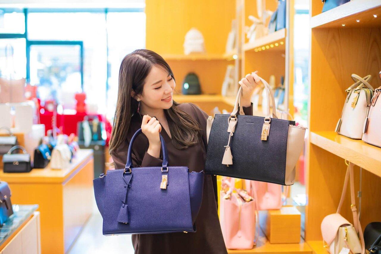気持ちが高まる通勤バッグはプレミアム・アウトレットで手に入れて♡人気ブランドのお得なバッグをスタイル別に紹介