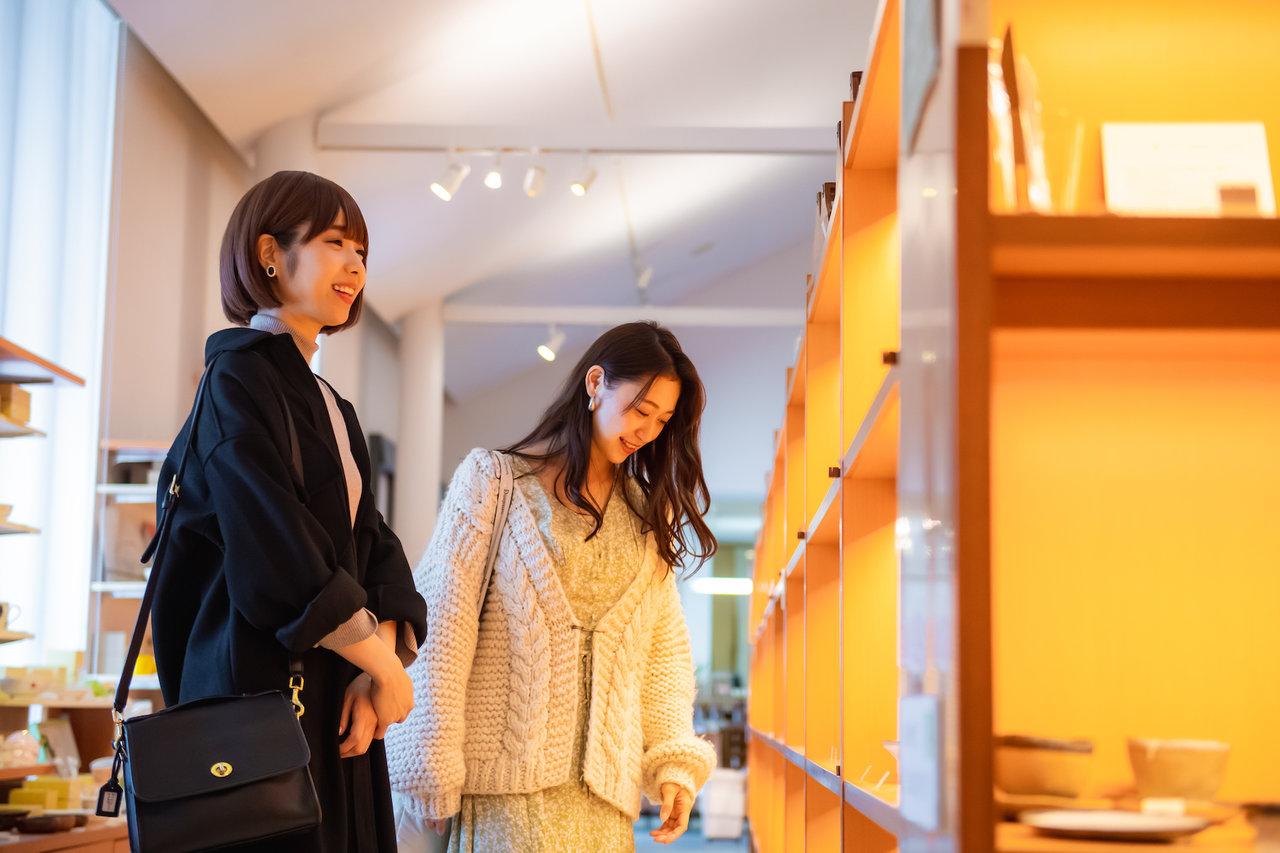 土岐プレミアム・アウトレットの周辺を巡る。市之倉さかづき美術館