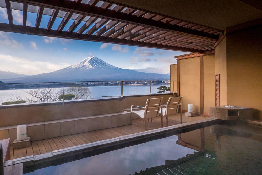 ホテル 富士山