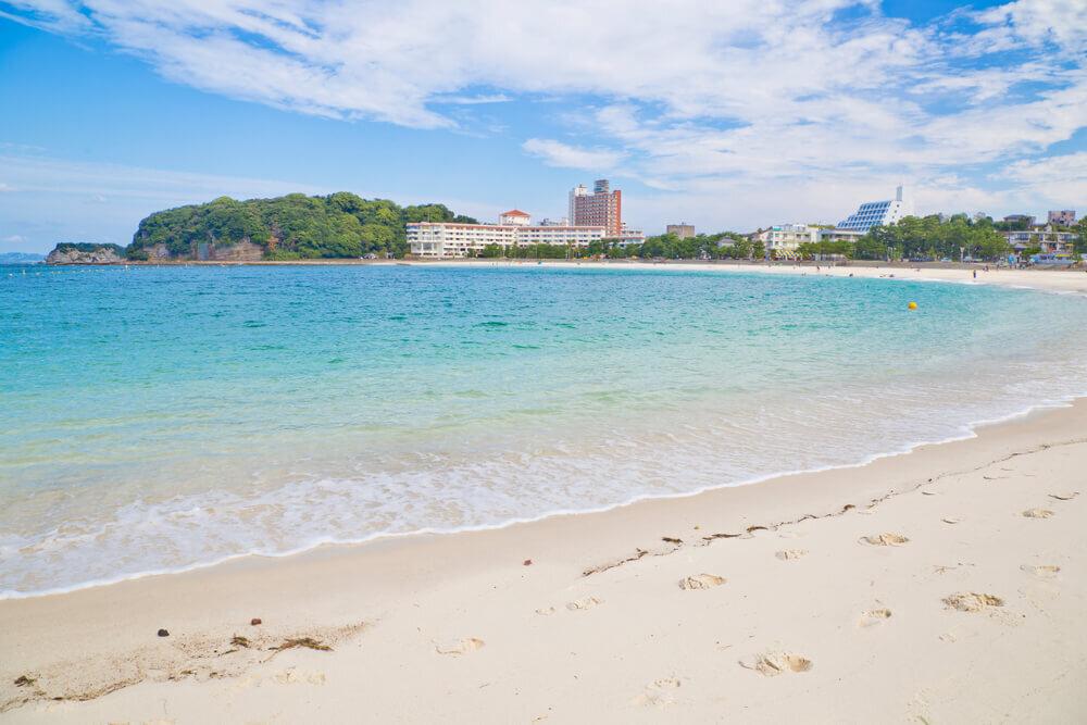 和歌山の白良浜