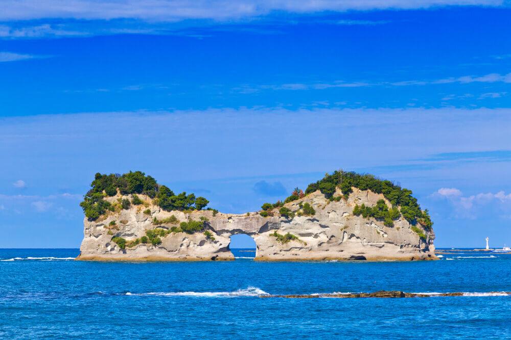 和歌山の円月島