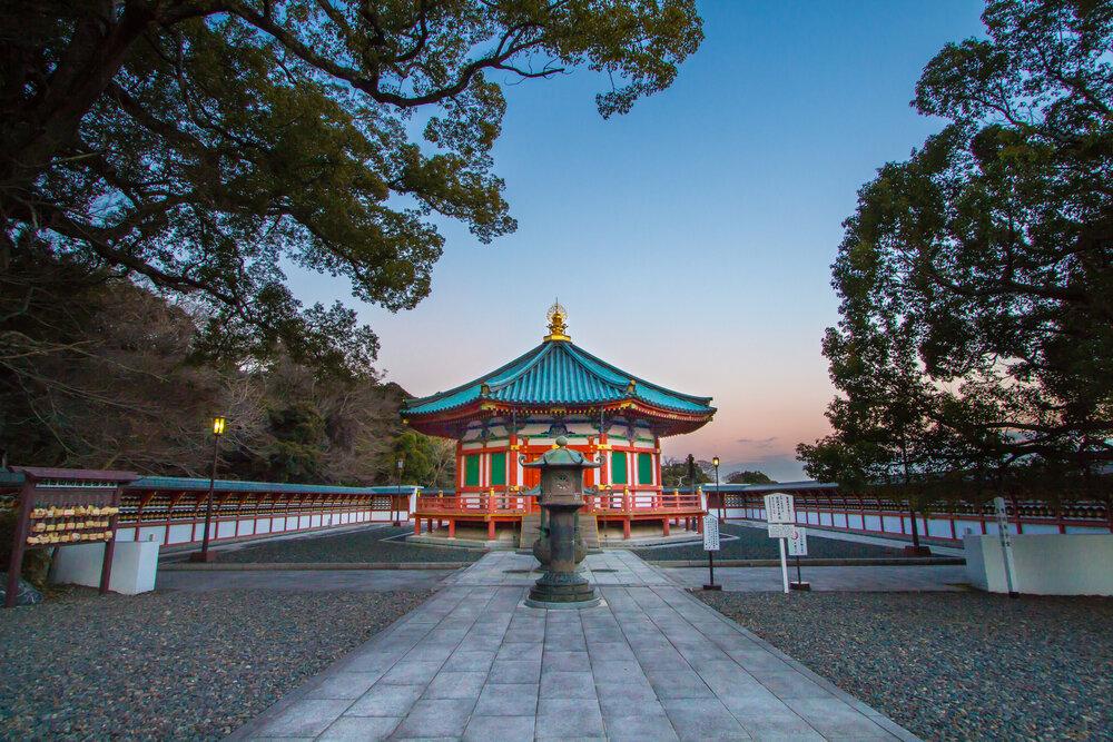 成田山新勝寺の参道
