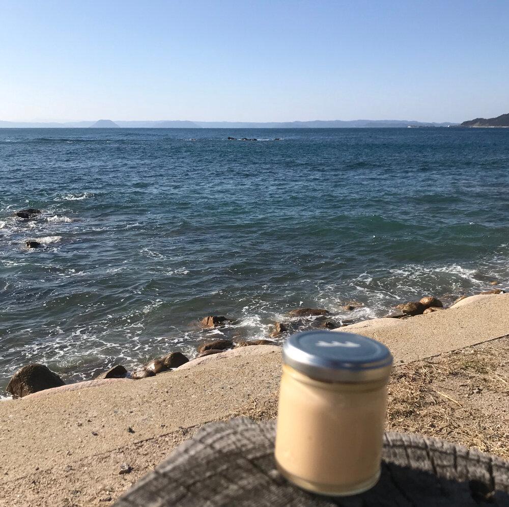 糸島の塩プリン