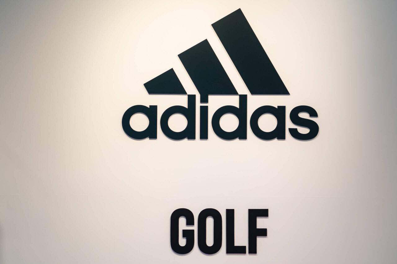 Adidas Golfのロゴ