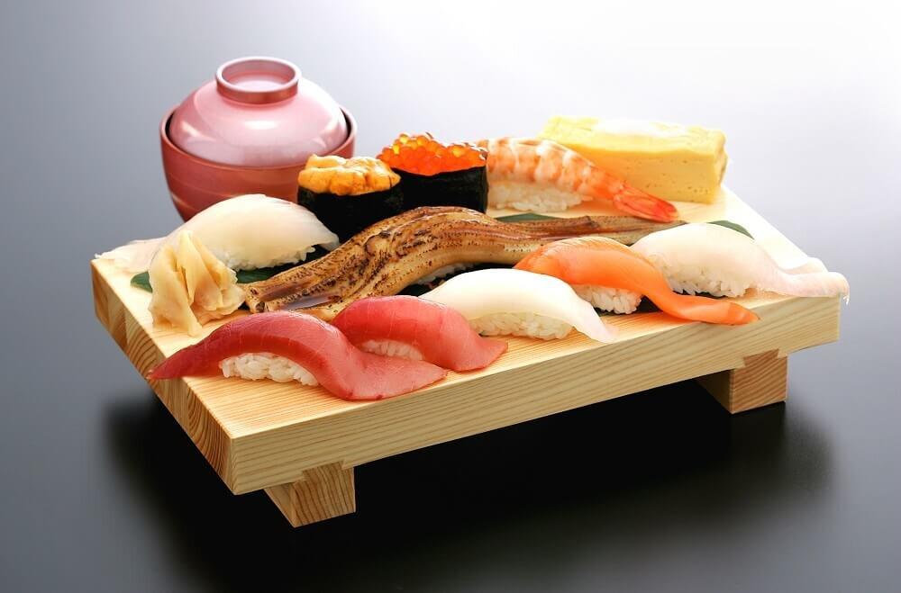 沼津 魚がし鮨の寿司