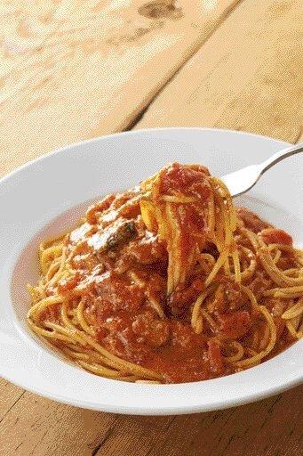 カプリチョーザのスパゲッティ