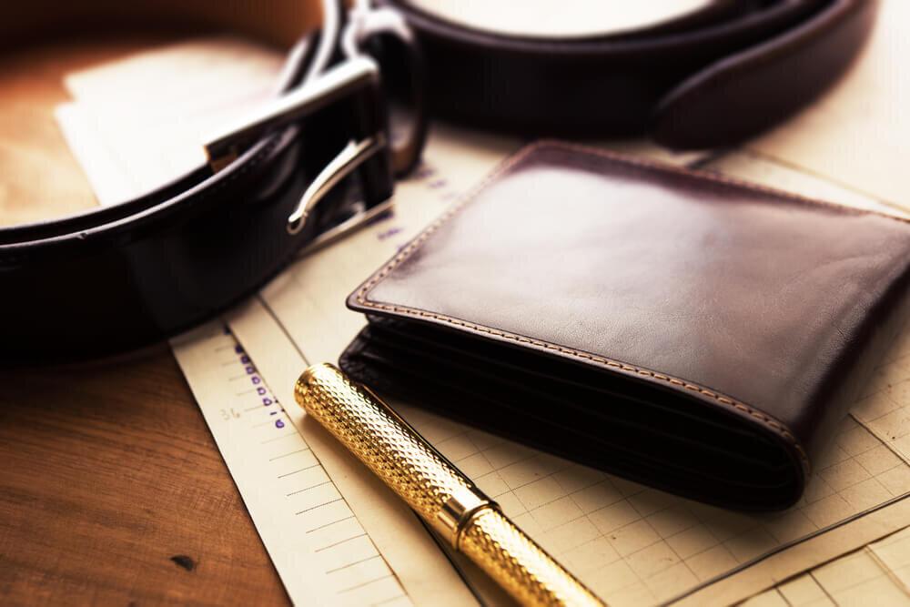 男性用の財布