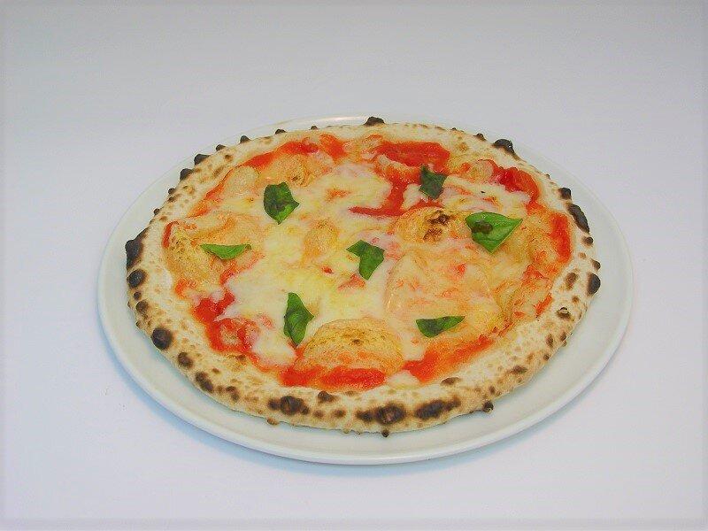 Pastel Garden Avenueのピザ