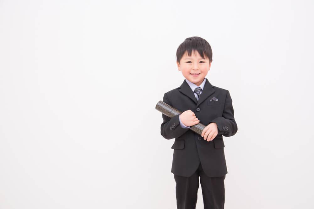 式 ママコーデ 卒業