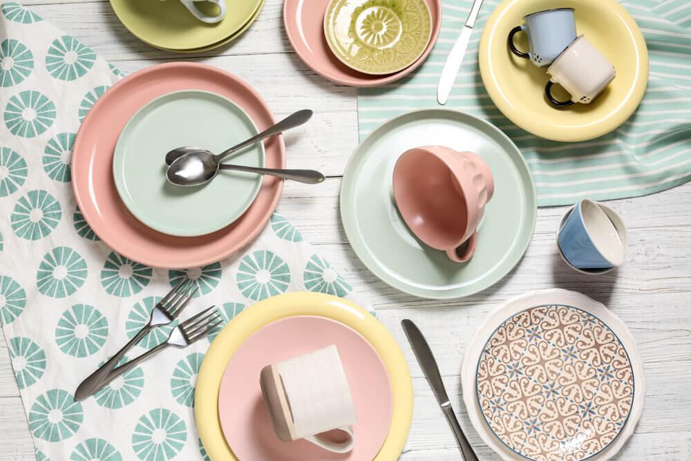おしゃれな食器で食卓を飾ろう!おすすめのブランドも紹介 - PREMIUM OUTLETS TIMES