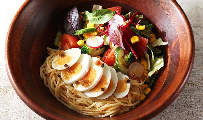 ピエトロの「サラダスパゲティ」