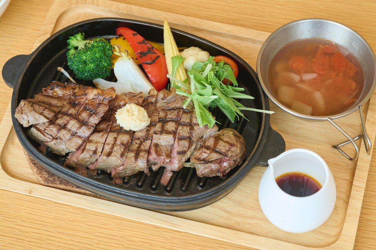 北海道経産肥育牛サーロインステーキ