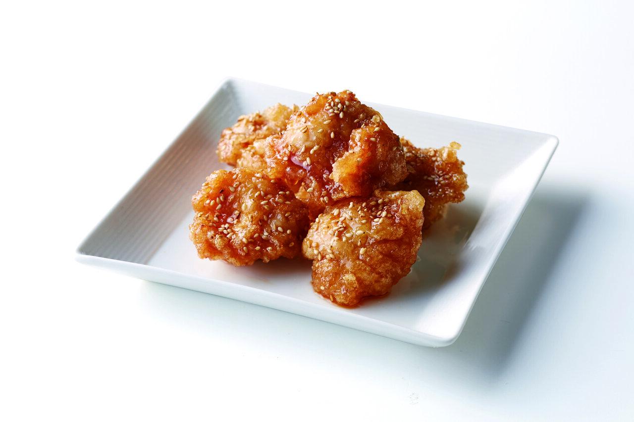 みつせ鶏本舗いち羽の「どぶ漬から揚げ」