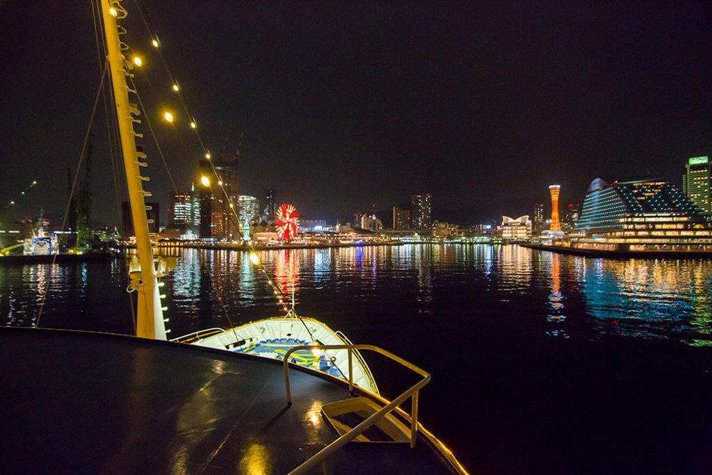 【神戸船の旅 コンチェルト】予約・アクセス・割引クーポン - じゃらんnet