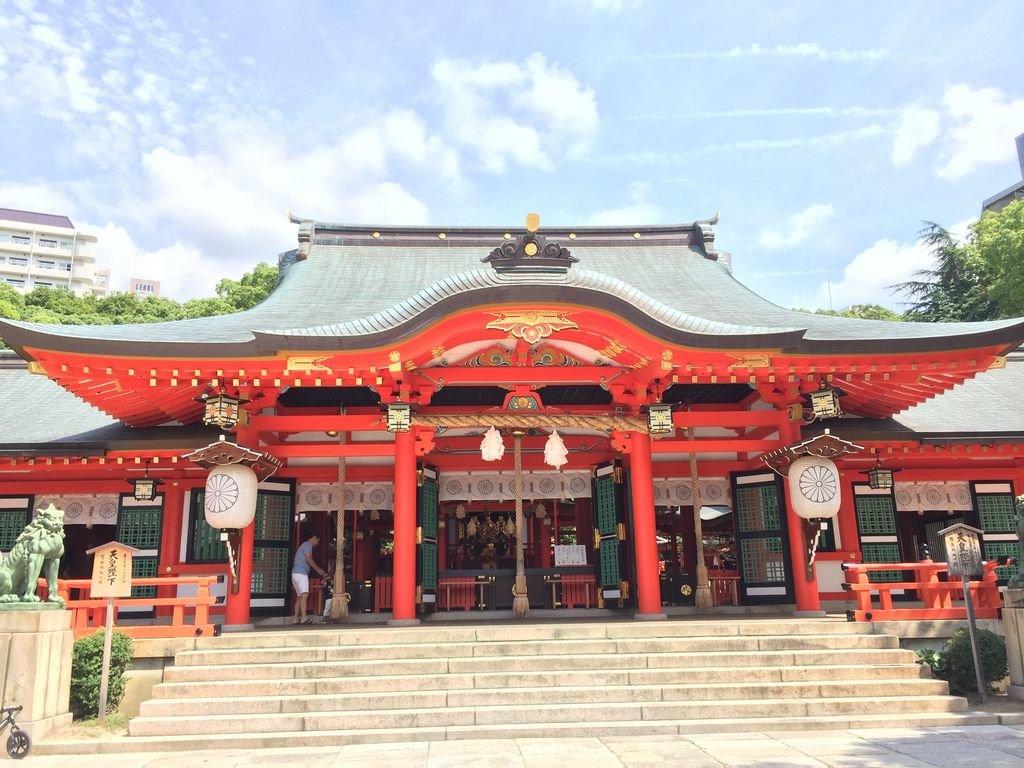 【生田神社】アクセス・営業時間・料金情報 - じゃらんnet