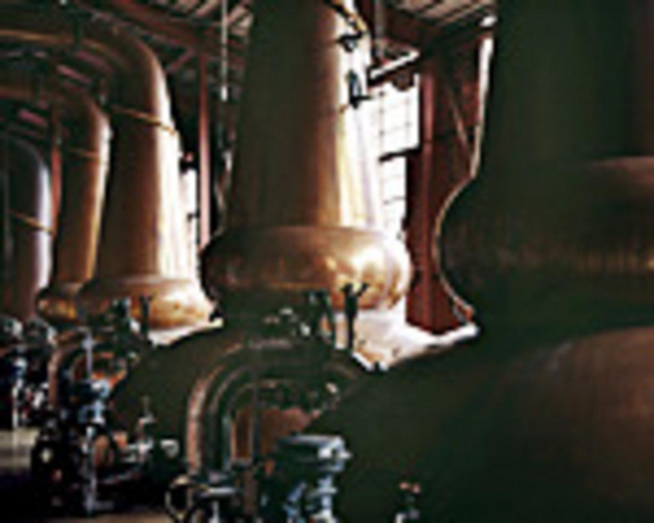 ニッカウヰスキー仙台工場 宮城峡蒸溜所