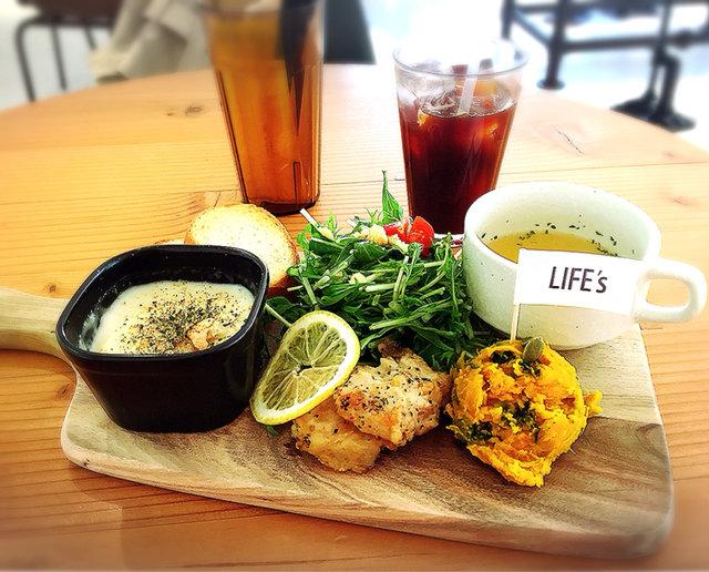 ライフズ コーヒースタンド 堀江店 (LIFE's COFFEE STAND) - 西大橋/カフェ [食べログ]