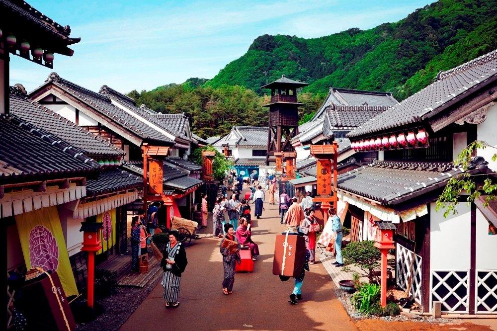 江戸ワンダーランド 日光江戸村|観光情報検索 | とちぎ旅ネット