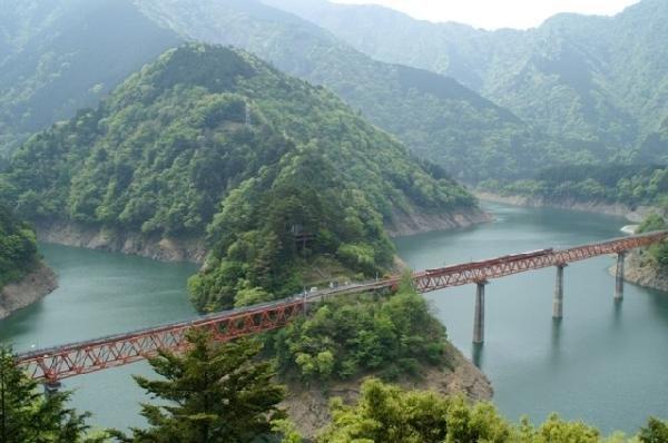 奥大井湖上駅について/川根本町公式ホームページ