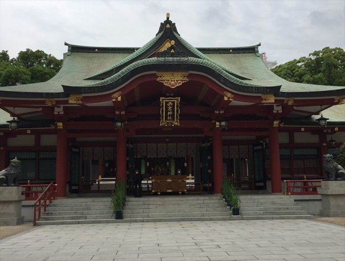 西宮神社の見どころとおすすめ度
