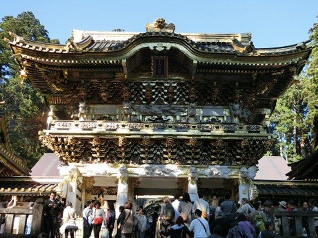 日光市/世界遺産日光の社寺