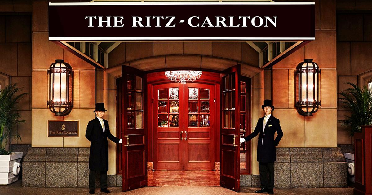 【ザ・リッツ・カールトン大阪 ホテルオフィシャルサイト】 The Ritz-Carlton, Osaka