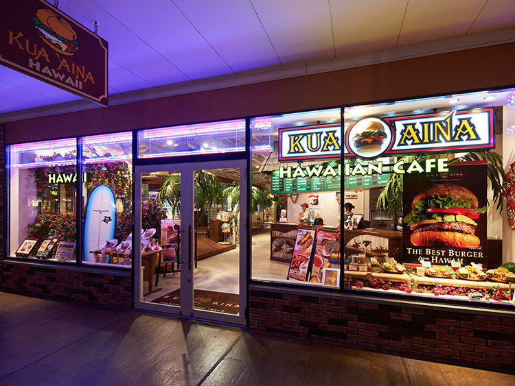 Kua'aina(クア・アイナ)  りんくうプレミアム・アウトレット店