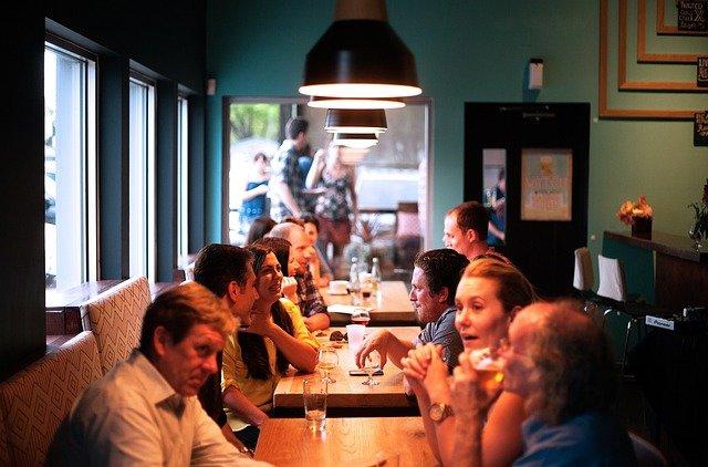 Restaurant People Eating - Free photo on Pixabay (1396)