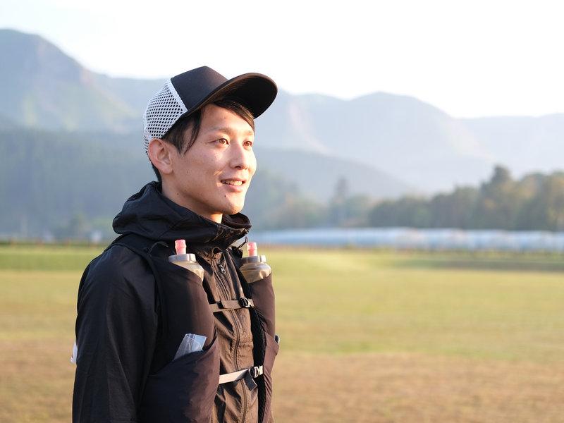【コラム】RUNNERS VOICE #01 材木屋トレラン猟師・ハダトモヒロ