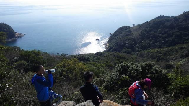 天狗岩からの眺望