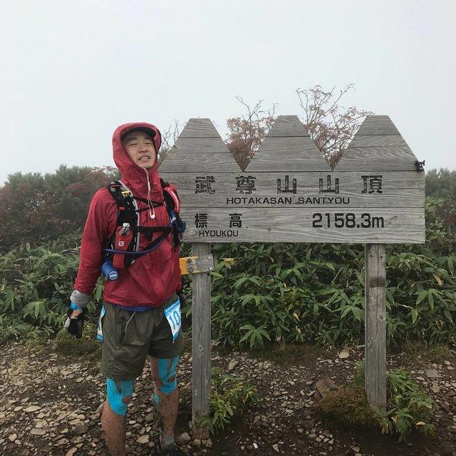 上州武尊129km(D+9,200m)のまさかの第二関...
