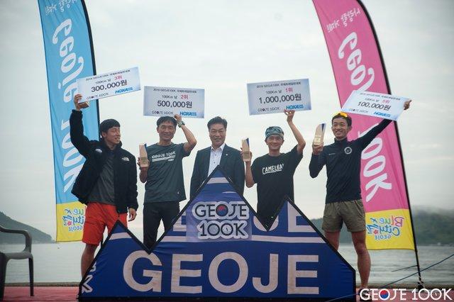 UTGJ100km(D+5,790m)で初の表彰台