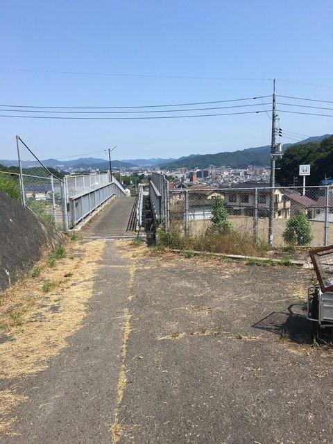 <陸橋その2>