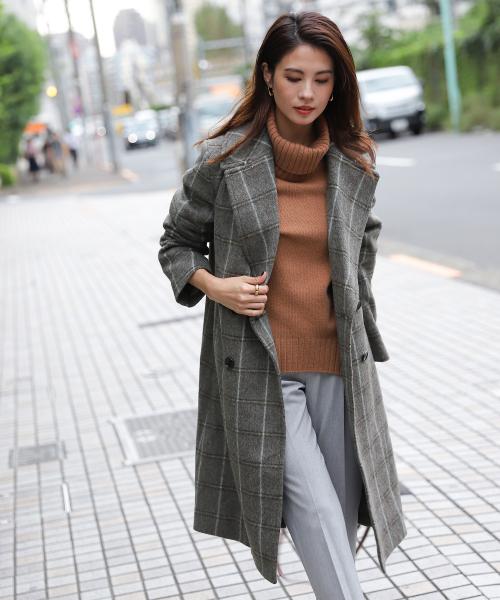 おしゃれ女子は必見!寒い季節におすすめのコートコーデを徹底紹介!