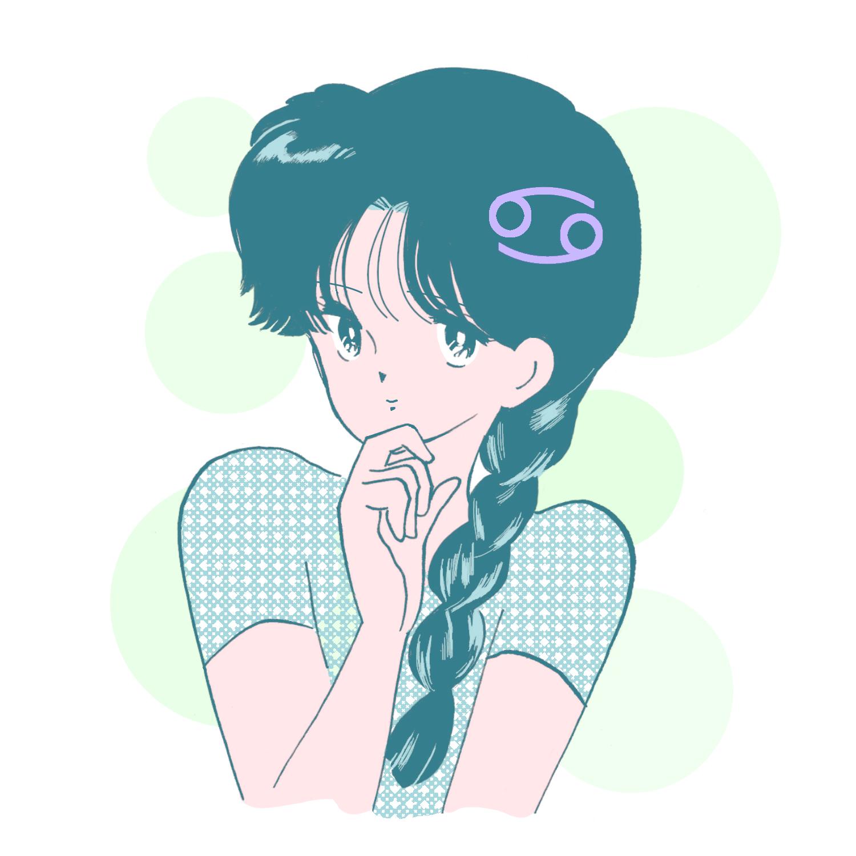 2019.10 蟹座 (かに座)