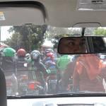 【インドネシア手記】現地の生活編~ジャカルタの交通事情とドライバー