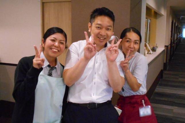【チャーム東葛西】介護職はどんな経験でも活かせる!ご入居者様もスタッフも笑顔になれるホーム